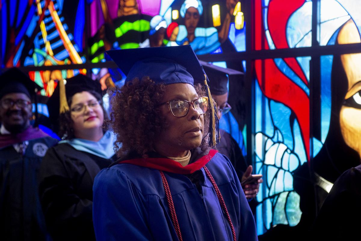 Wiley College Spring Convocation