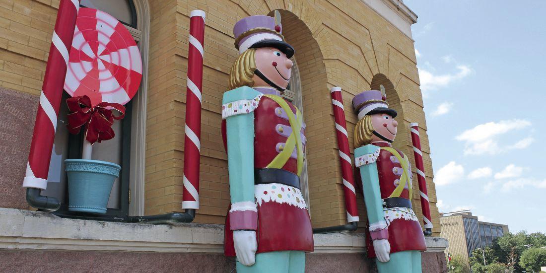 Interlocal Agreement Needed Before Wonderland Of Lights Setup News
