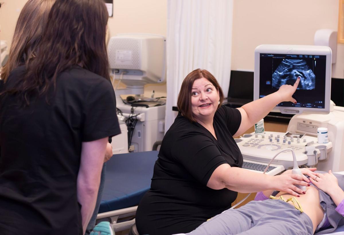 Hospital, institute partner on sonography program