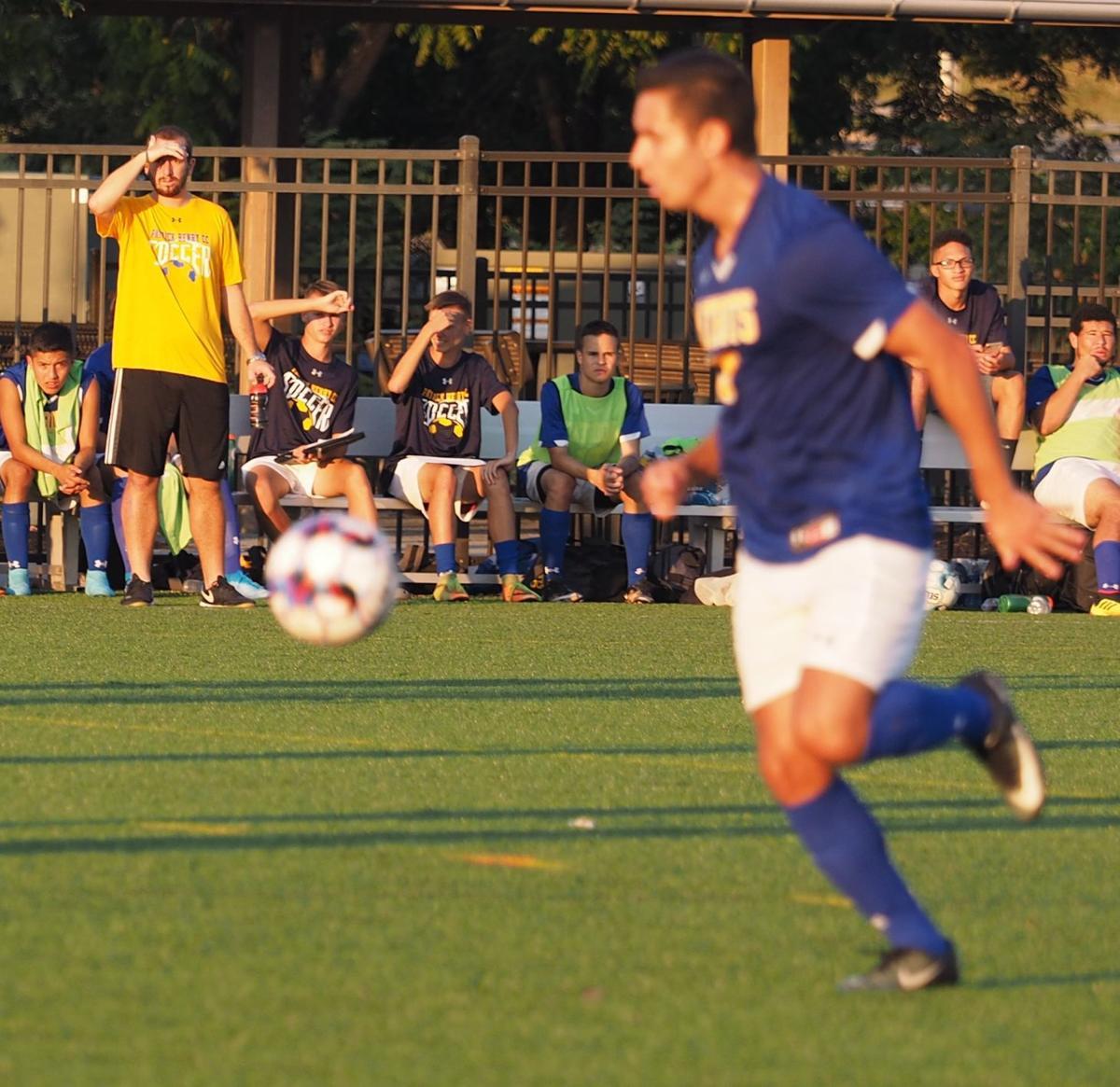 PHCC men's soccer
