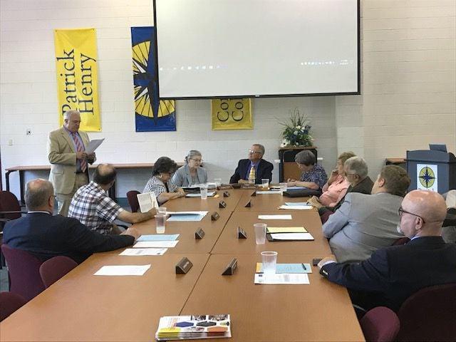 Patrick Henry Community College Board