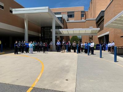 Treating COVID-19 at Sovah Health-Martinsville