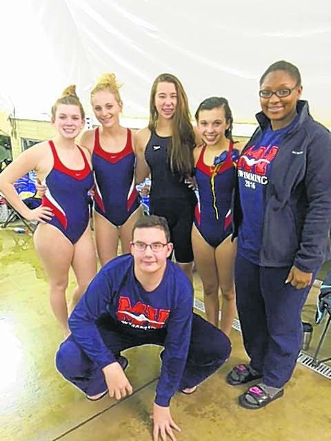 Warrior swimmers ready for regionals | Sports ...