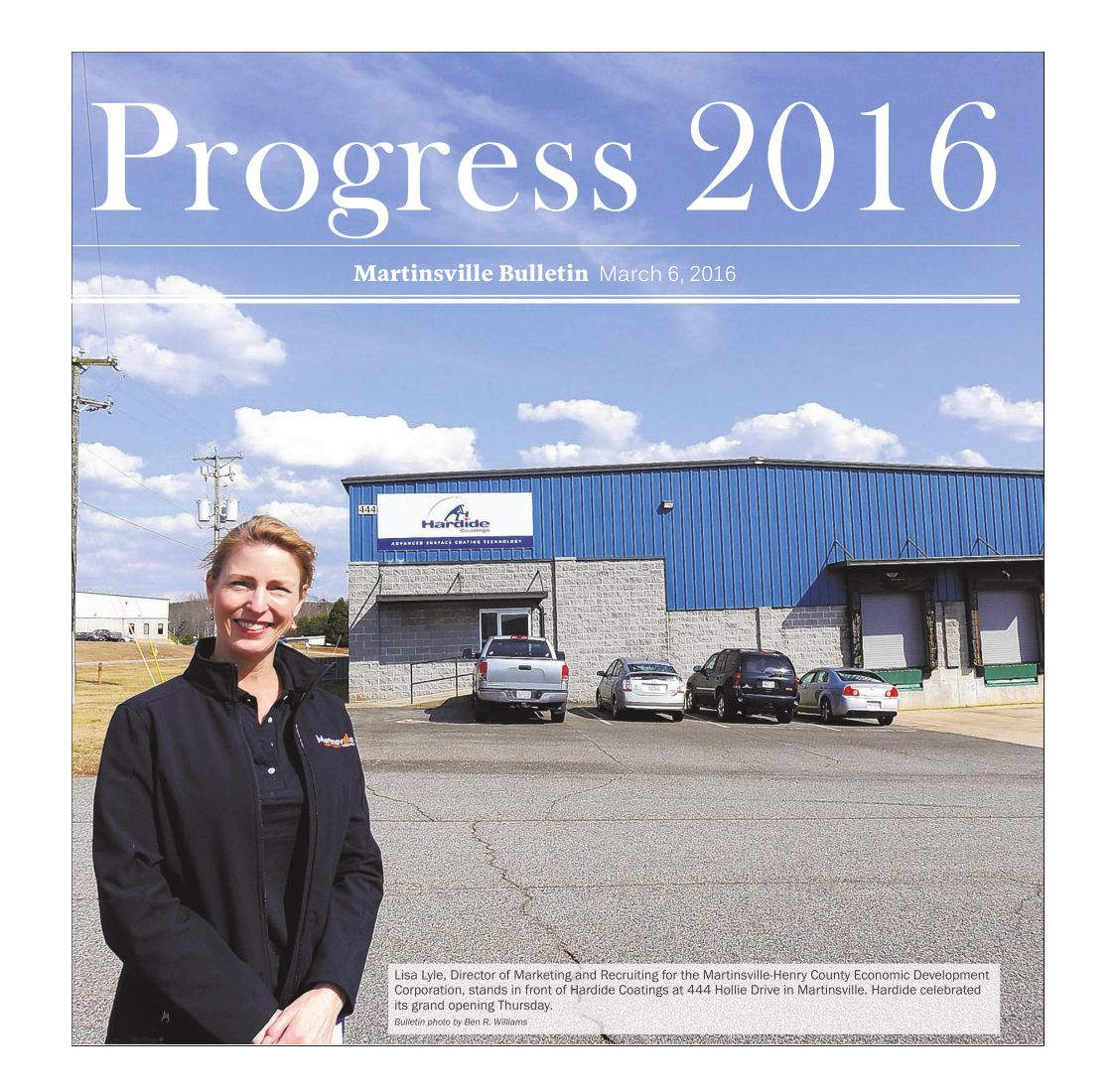 Progress 2016