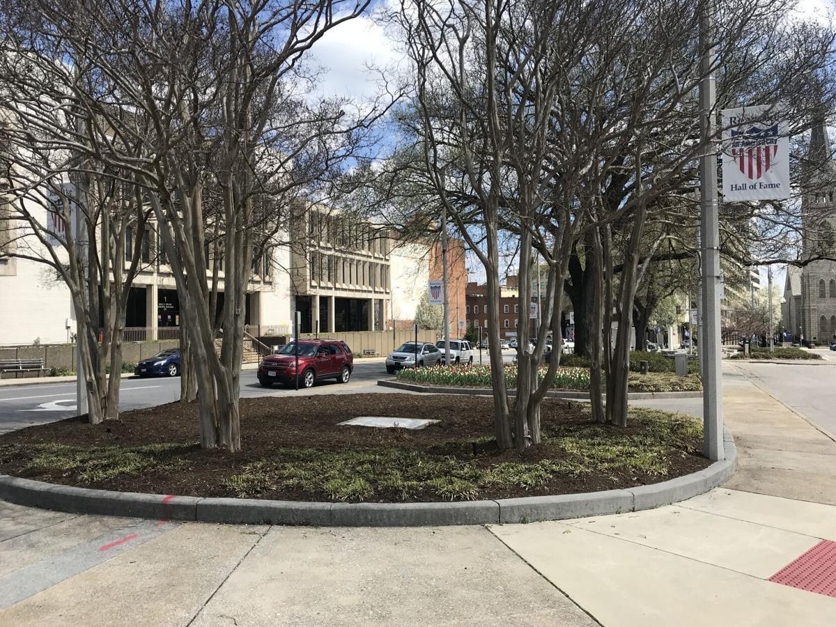 Lee Plaza downtown Roanoke