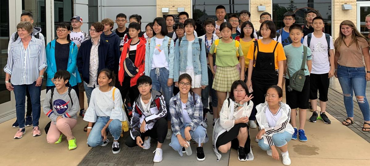Chinese students at Carlisle