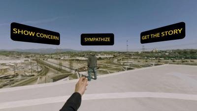 Company creates empathy training in virtual reality for police