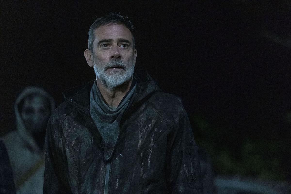 """Negan has a lot to answer for in the final season of """"The Walking Dead."""""""