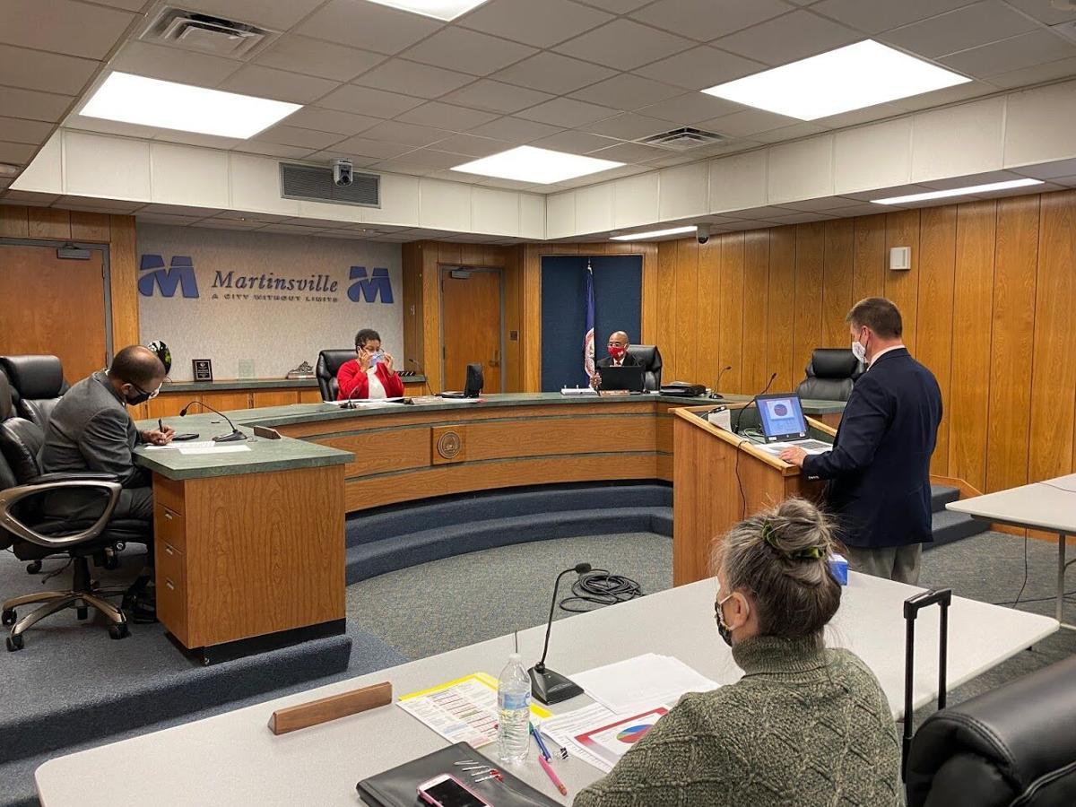 Martinsville school board