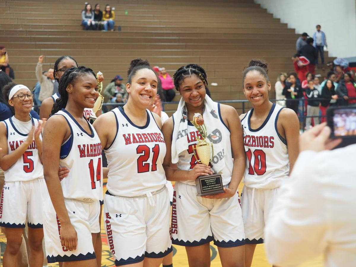 Magna Vista girls basketball