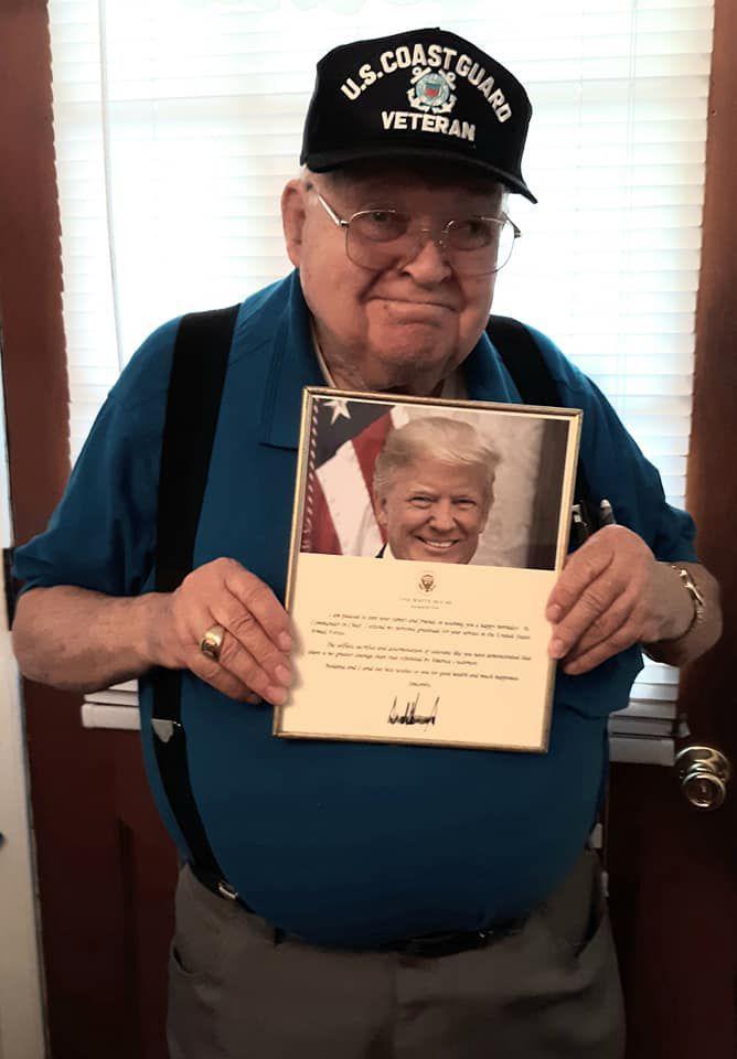 Local veteran