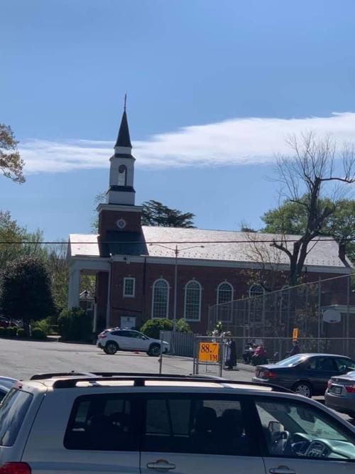Pocahontas Bassett Baptist Church