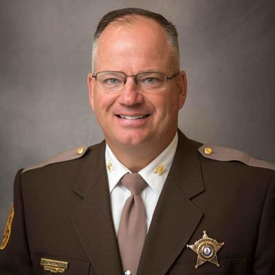 Patrick County Sheriff Dan Smith