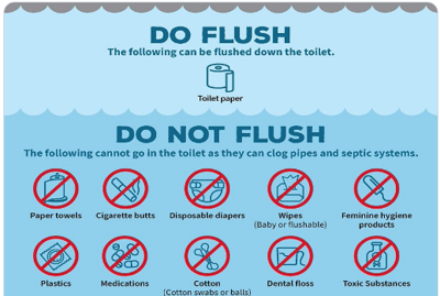 WATCH NOW: Don't rush to flush
