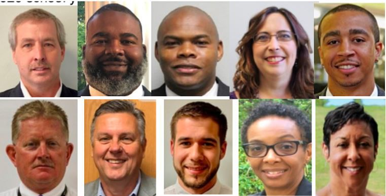 Henry County Schools' new administrators