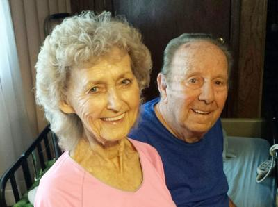 Ruth and Herman Maxie