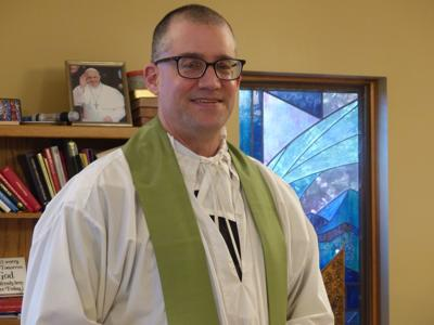 Father Mark's blog resumes
