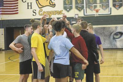 Patrick County basketball