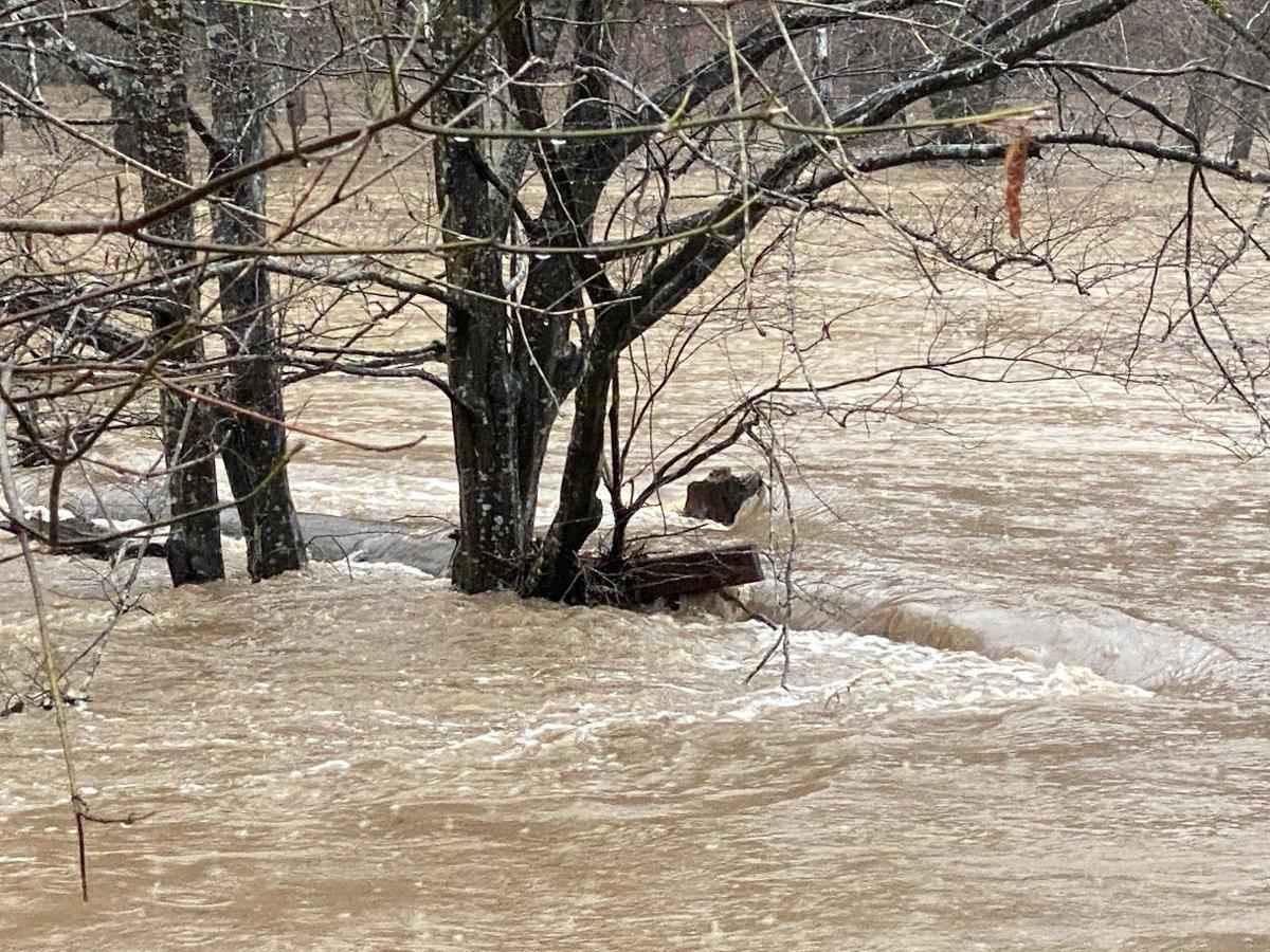 Martinsville rain