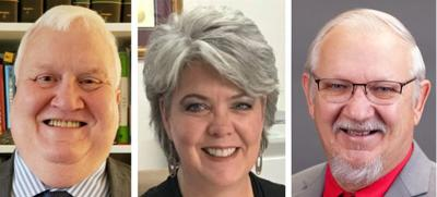 New Patrick County supervisors