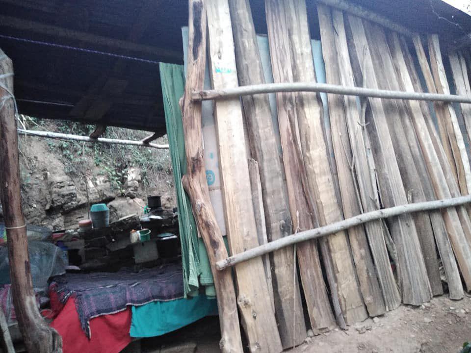 Esperanza's house