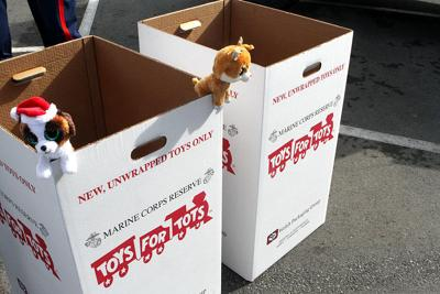 Martinsville Stores Kick Off Toys For Tots Drive News