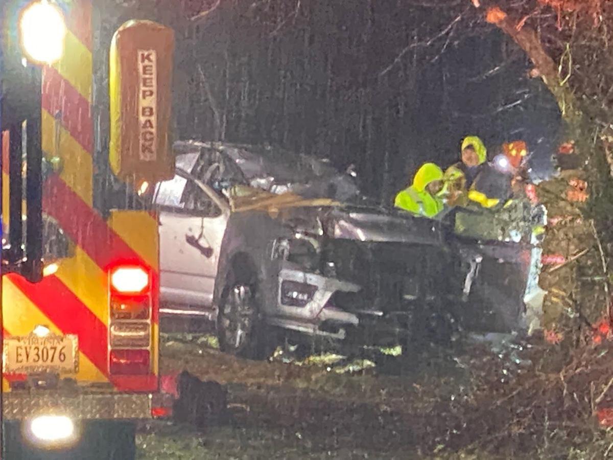 Bradshaws die in crash