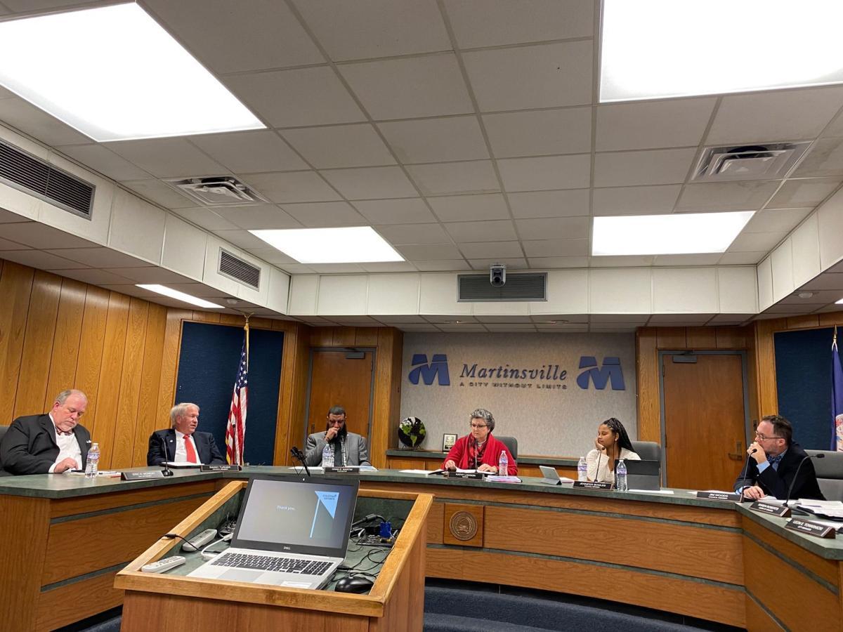 City Council reversion