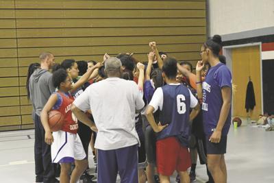 Magna Vista girls basketball