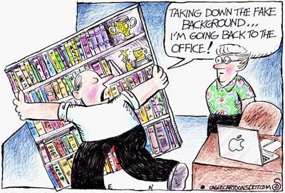 Cartoon for June 11, 2021