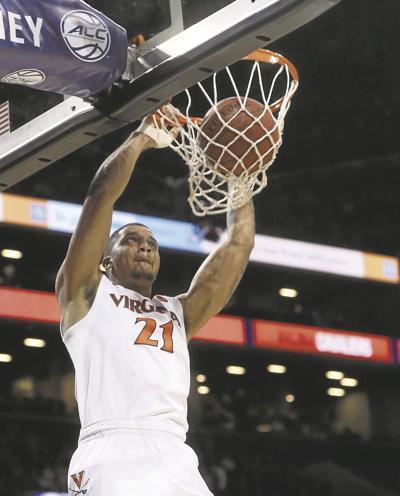 UVA basketball