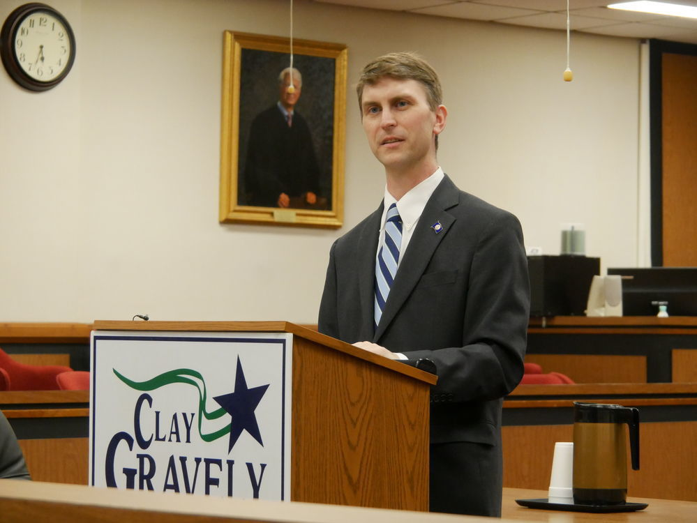 Clay Gravely