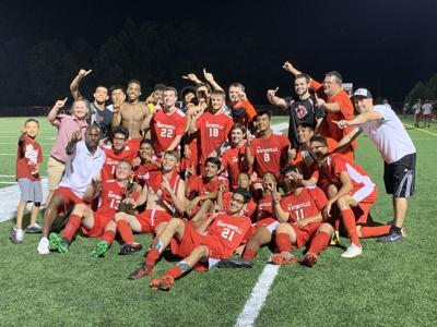 Martinsville boys soccer