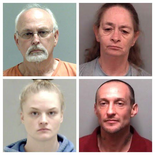 Former investigator and two others face judge on murder charges