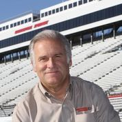 Martinsville Speedway President Clay Campbell
