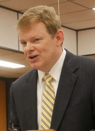 Martinsville Commonwealth's Attorney Andrew Hall