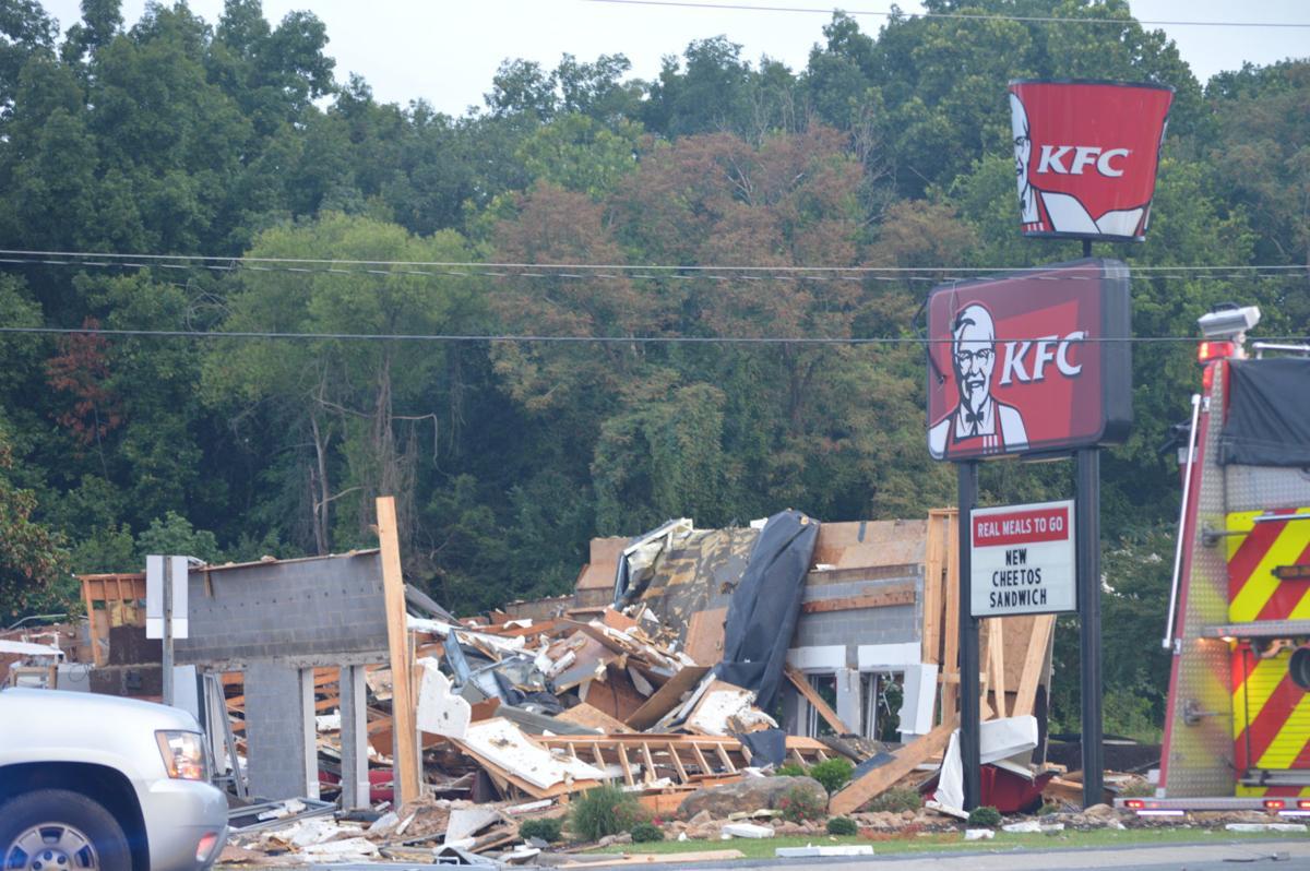 Eden KFC Explosion