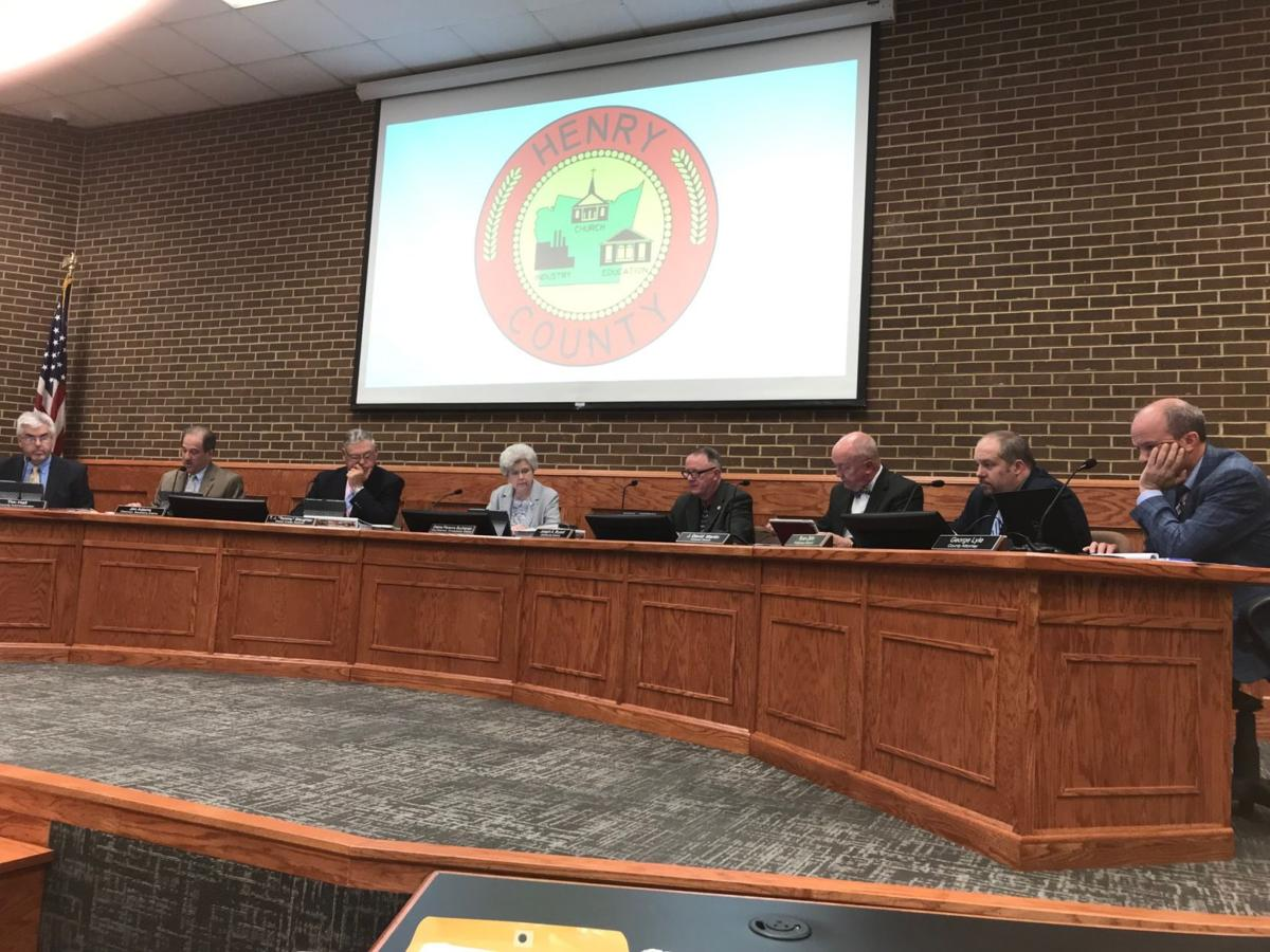Henry County Board of Supervisors
