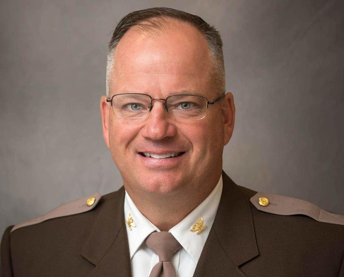 Patrick County Sheriff Dan Smith
