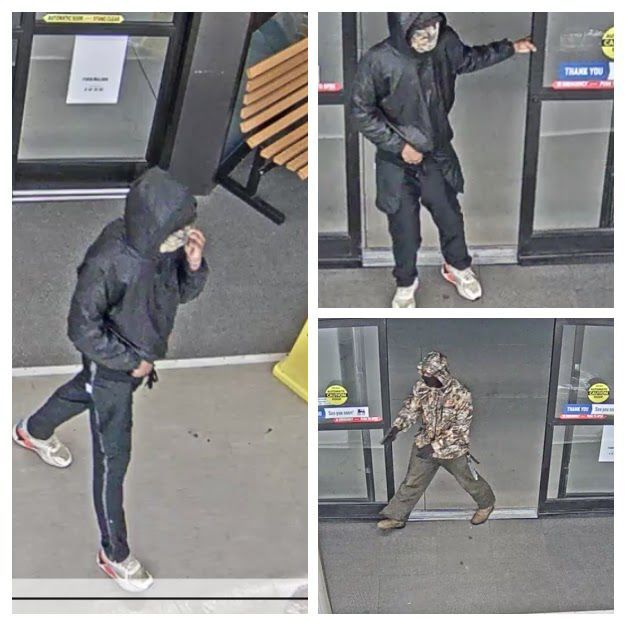 Stanleytown Food Lion robbery