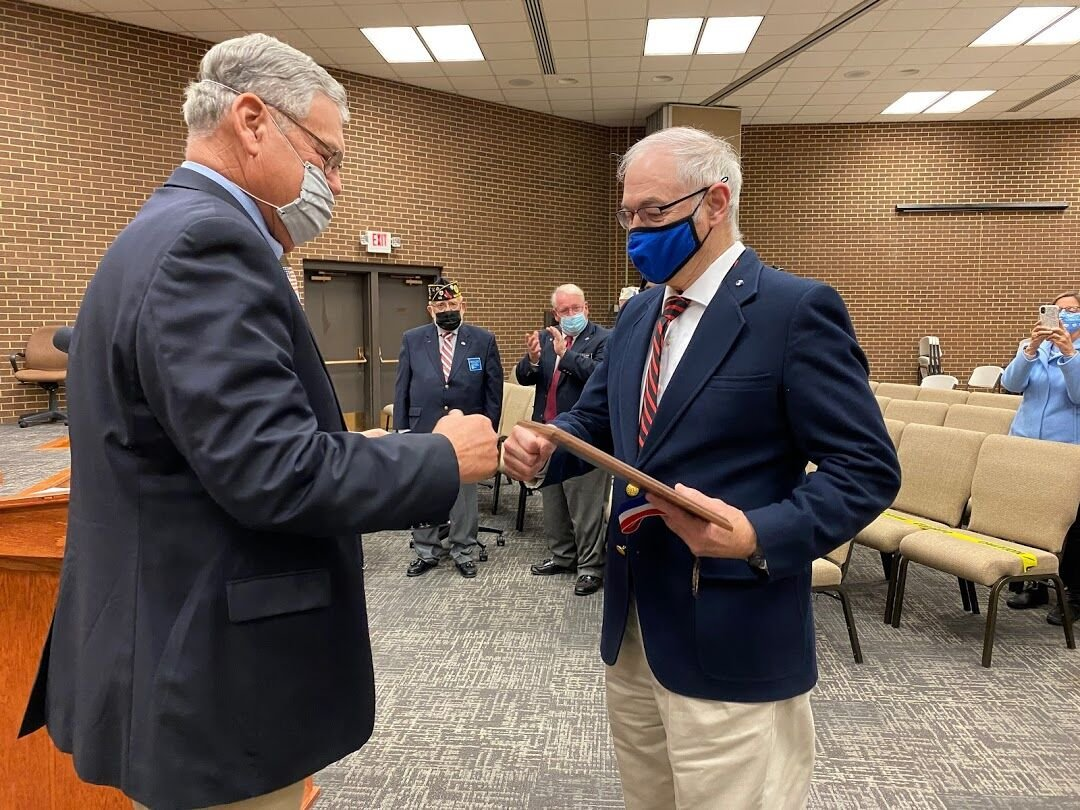 Henry County, Martinsville top veteran for 2020 is known for his service to many