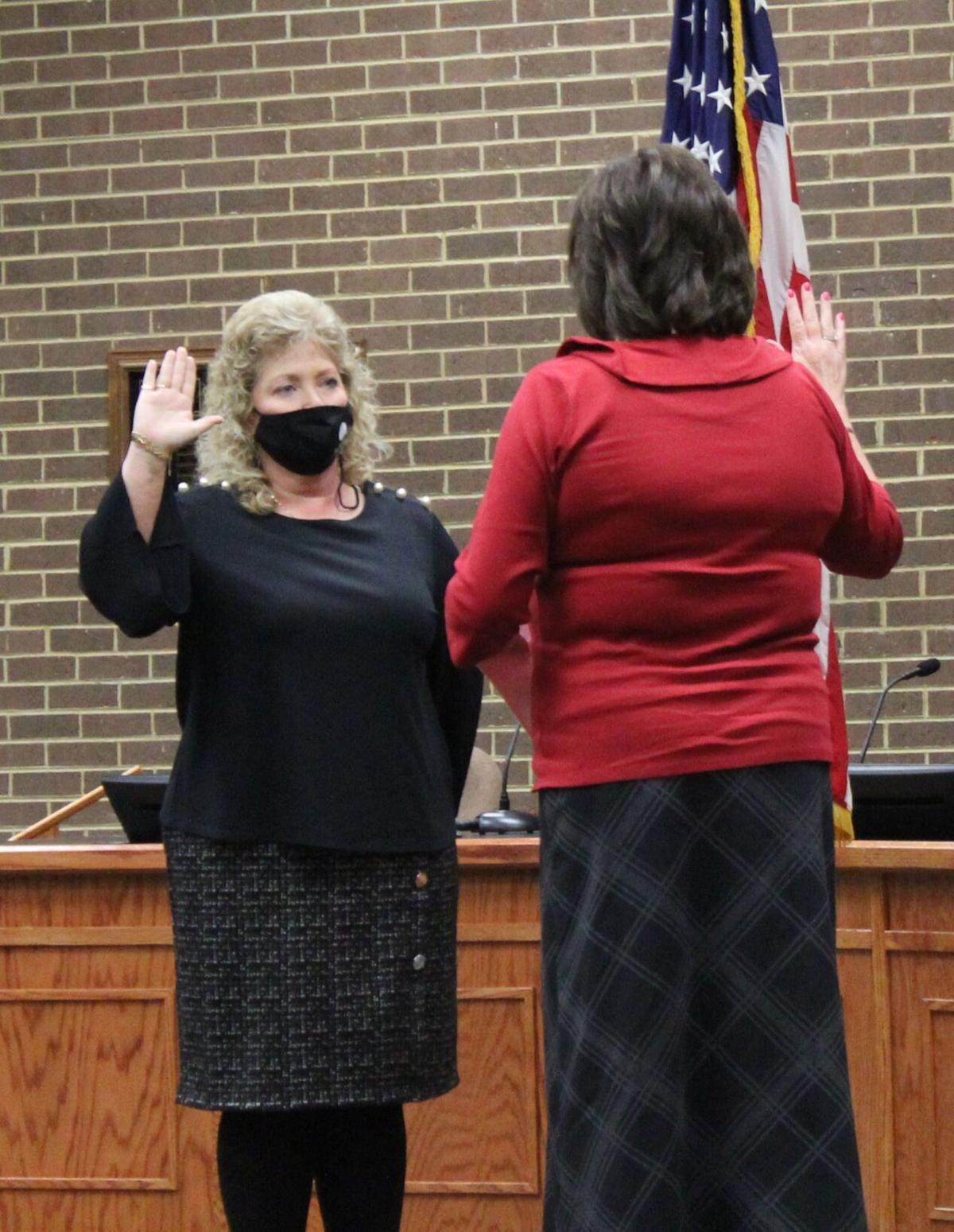 New Henry County Registrar