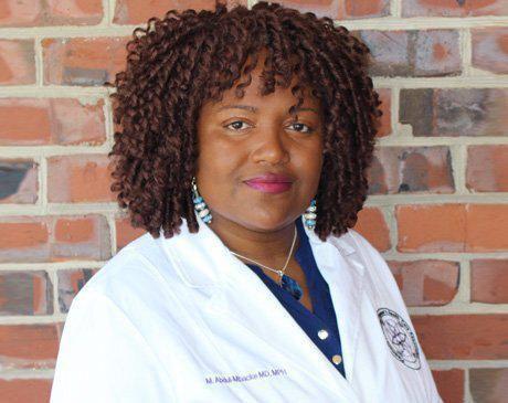 Dr Makunda Mbacke