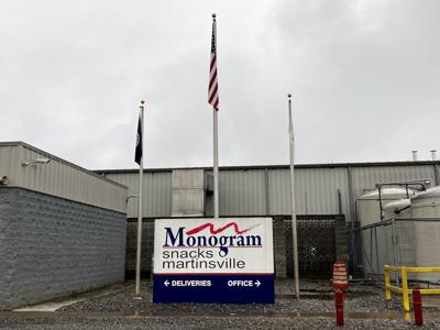 Monogram Snacks in Henry County will shut down voluntarily for COVID-19 testing after positive tests lead to complaints about employee's safety filed with state and OSHA