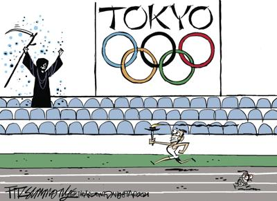 Cartoon for July 23, 2021