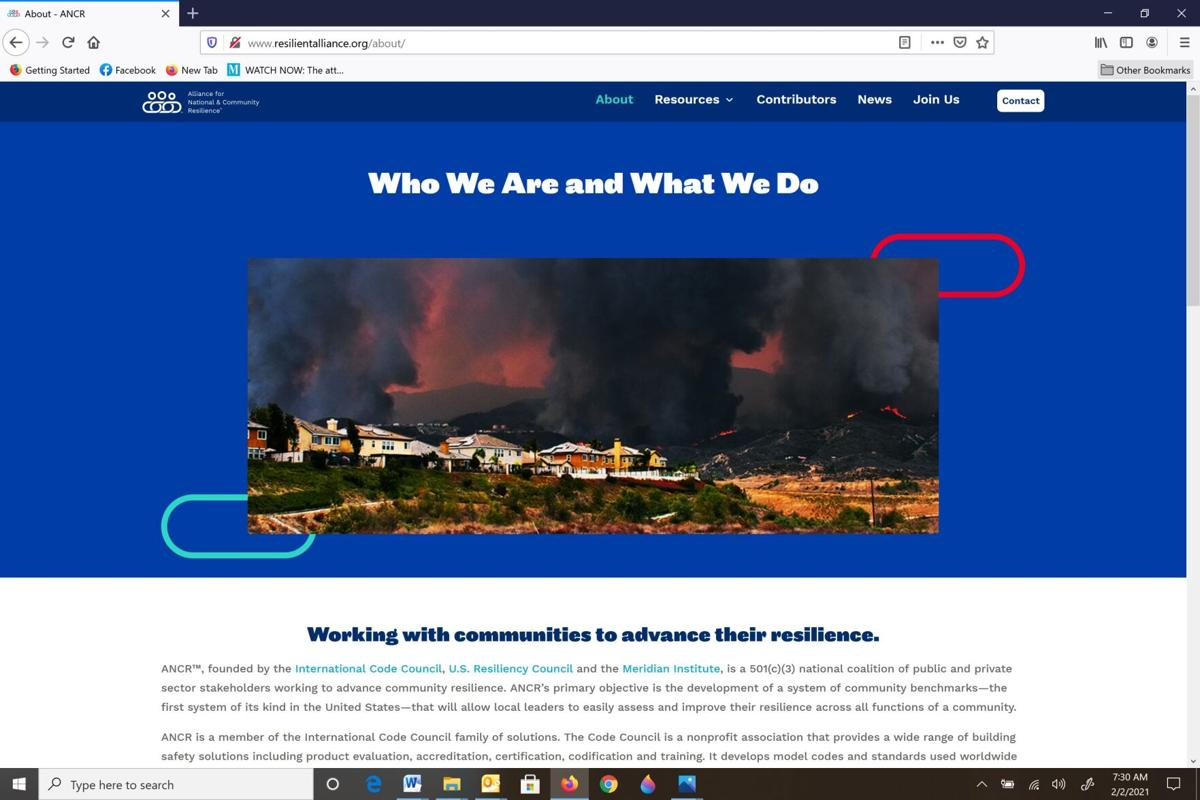 ANCR website