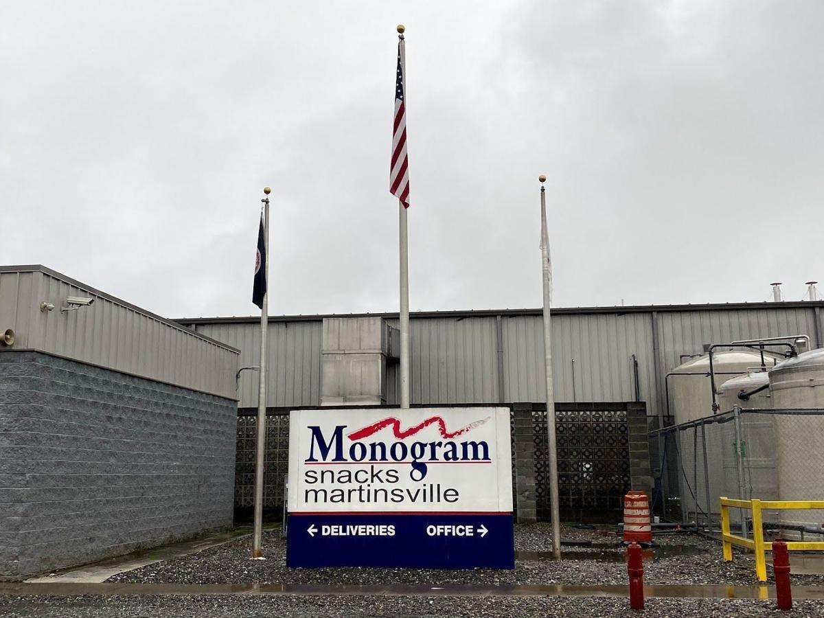 Monogram contaminated food