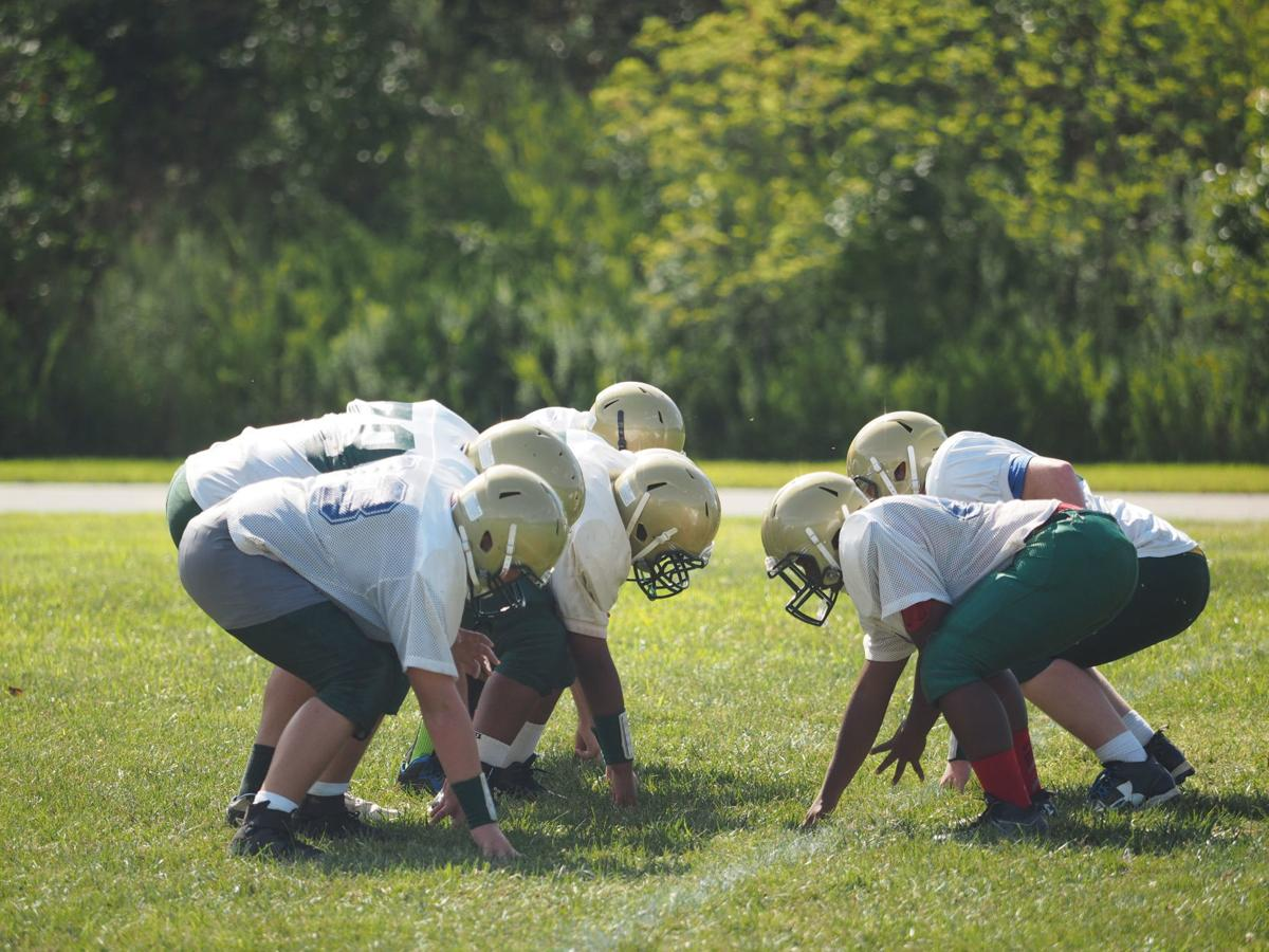 Patrick County football