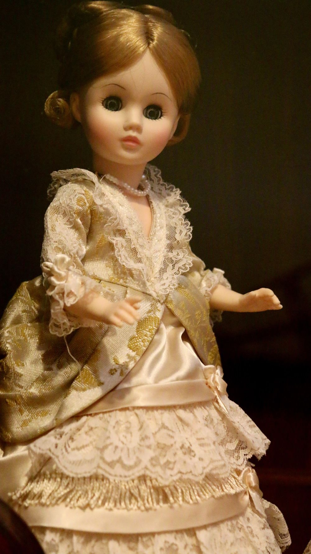 Doll exhibit one of several new projects at Heritage Center | News ...