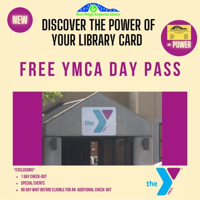 YMCA day pass